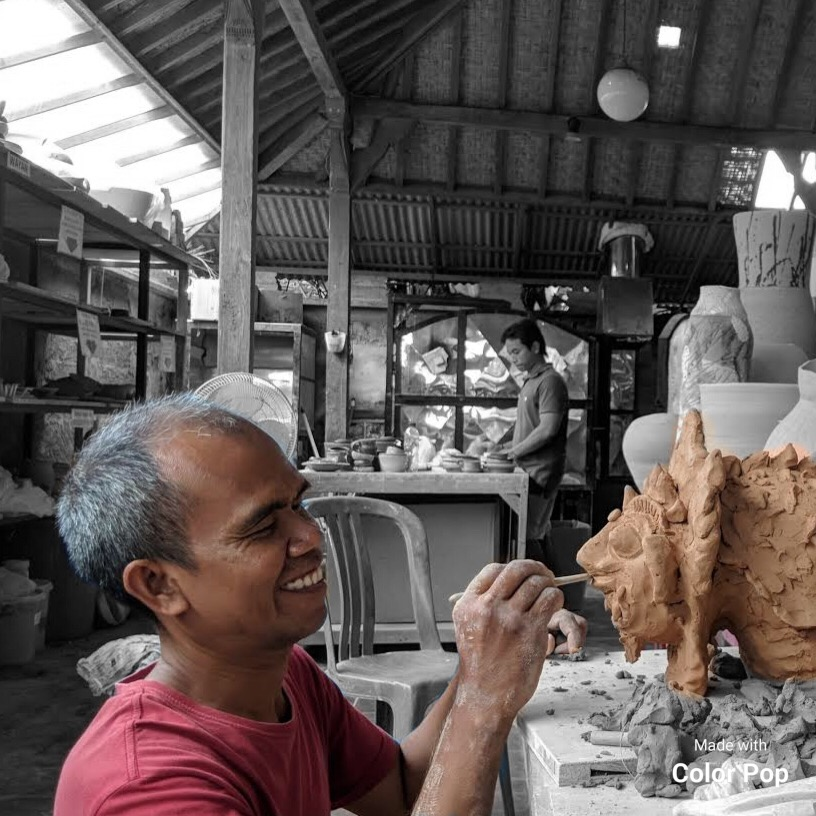 WAYAN SUARNATA - Studio Supervisor