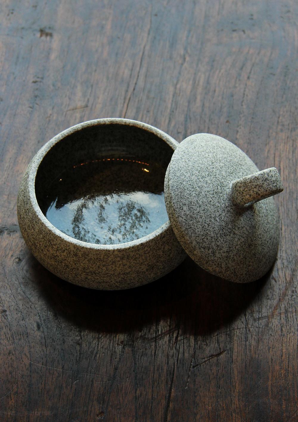 sandy sugar holder open lid.JPG
