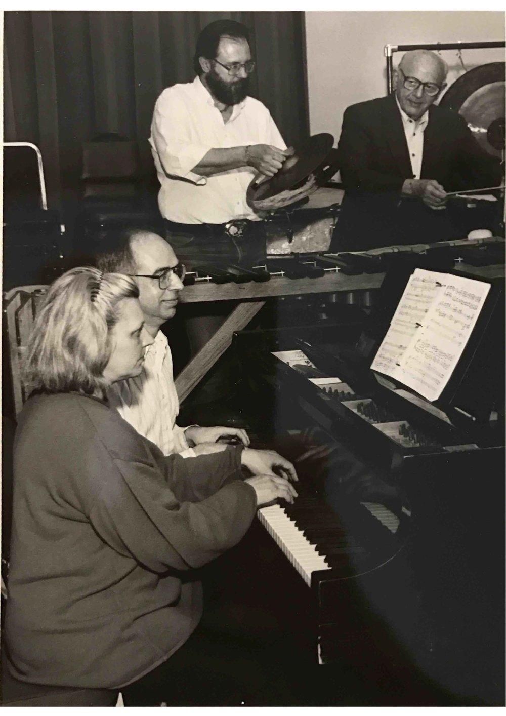 Bartok Sonata Quartet