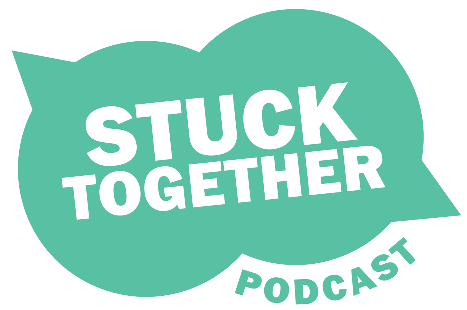 Stuck Together Podcast