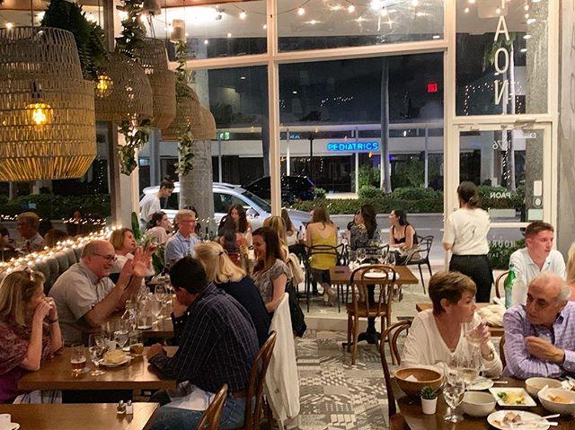 Dinner at #paonmiami #dinner #tapas #bayharbor #food #cooking #beer #wine