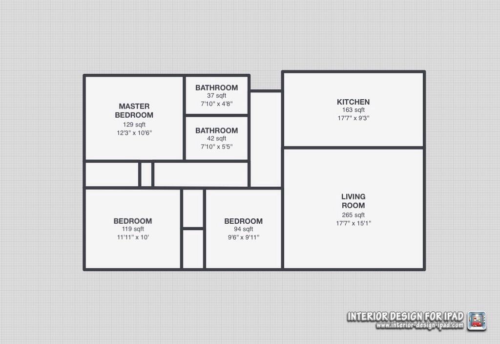 Our Original Floorplan