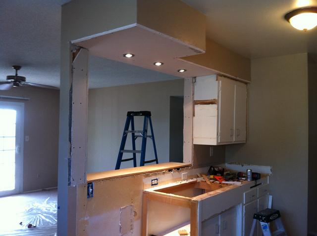 Kitchen Renovation Round 1