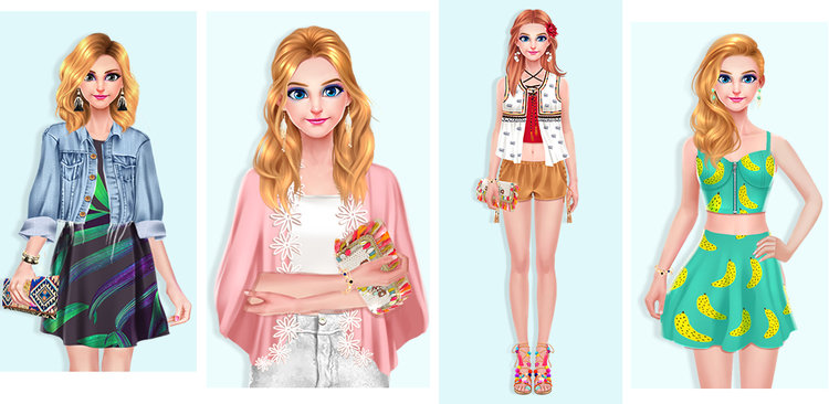 Teenage Style Guide: Spring 16  EXPRESS YOUR UNIQUE STYLE!  Learn about the style guide by going through the catalogue  Start with some makeup makeovers
