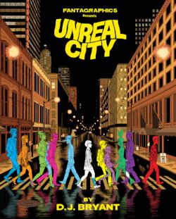 Unreal City - by DJ Bryant