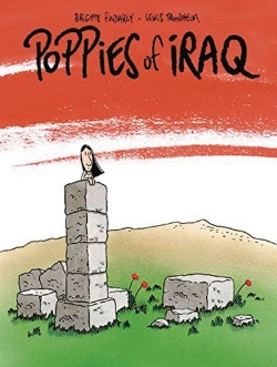 Poppies of Iraq - by Brigitte Findakly and Lewis Trondheim