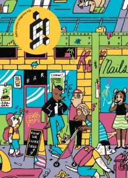 š! #30 - by kuš! comics