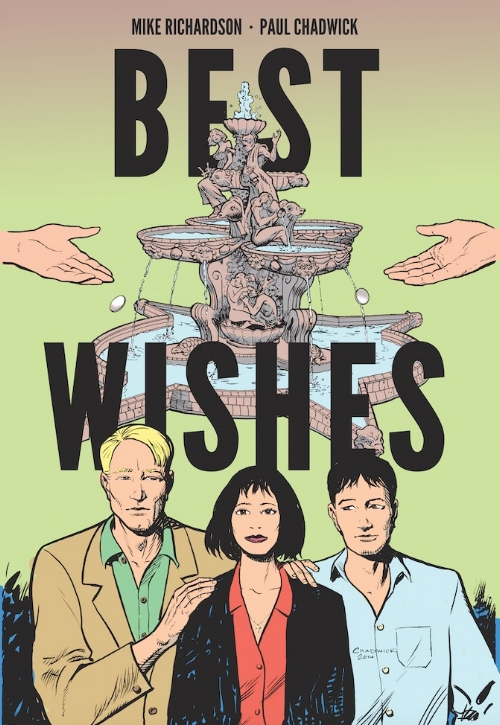 Best Wishes -  by Mike Richardson/Paul Chadwick