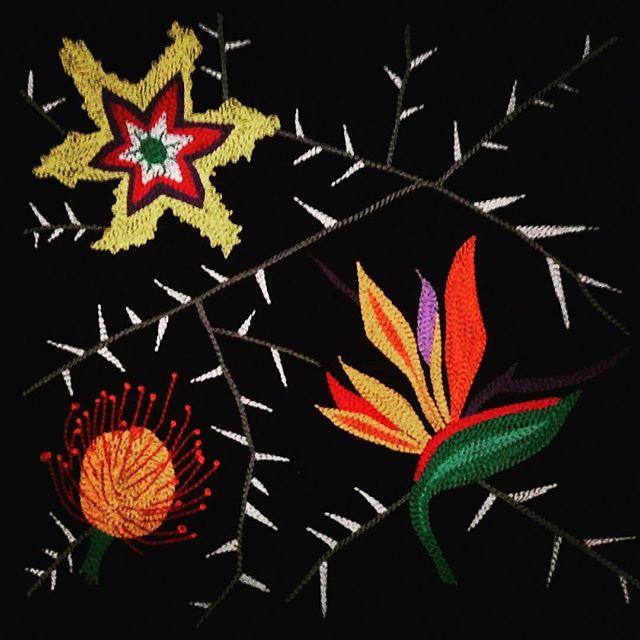 #barok #indigenousflora #crazy flowers #new bag.