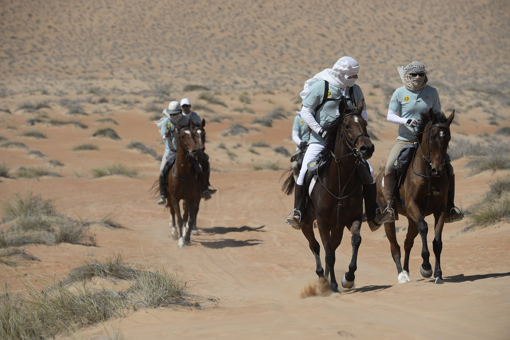 Gallops of Oman - Gallops of Morocco
