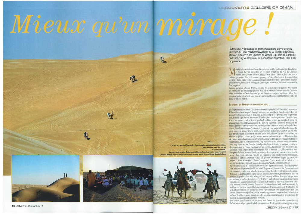 L'éperon magazine (France)