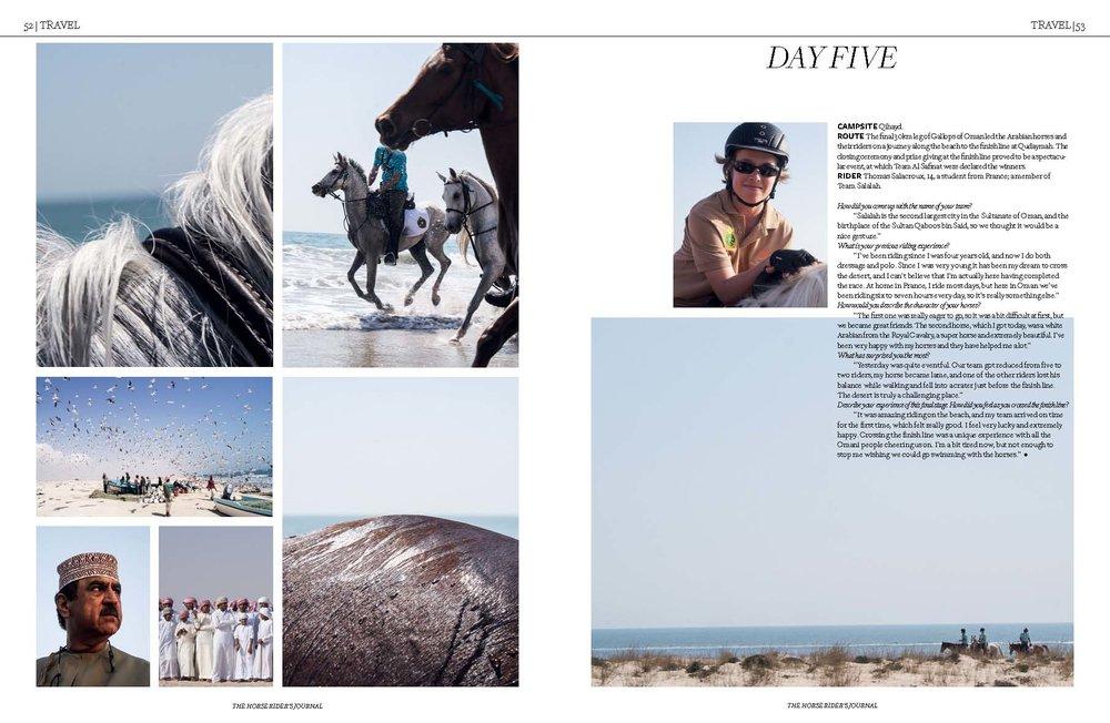 The Horse rider's Journal (Denmark)