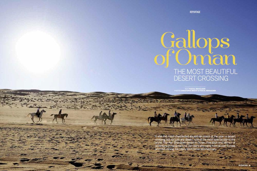 Equestrio (édition internationale)
