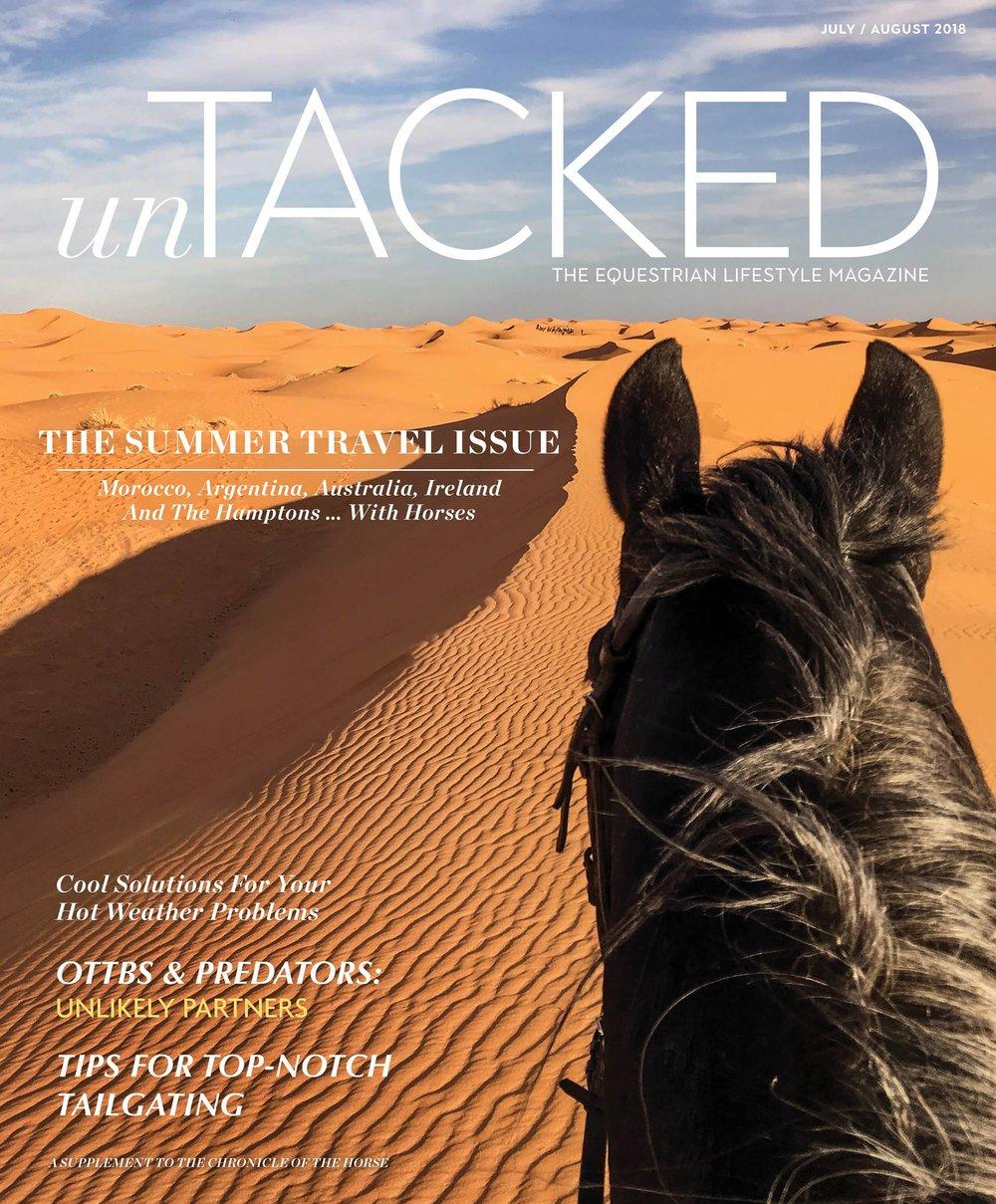 Untacked magazine (USA)
