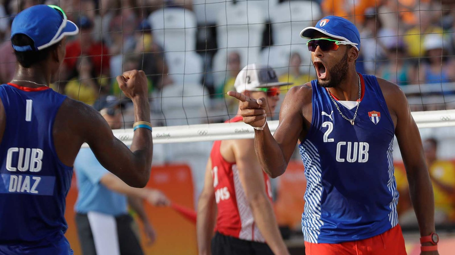 TEAM USA WINS 2016 PAN AM CHAMPIONSHIPS — USA Beach Handball