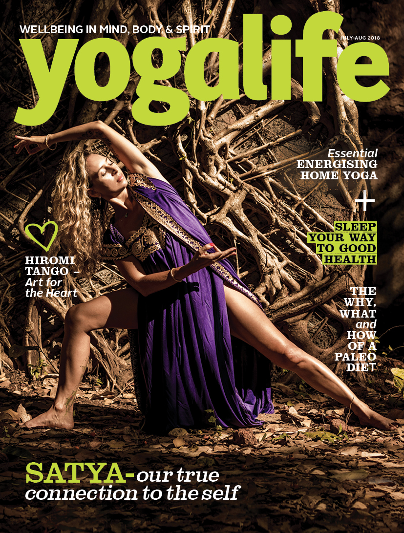 Yogalife - Jul-Aug 2018