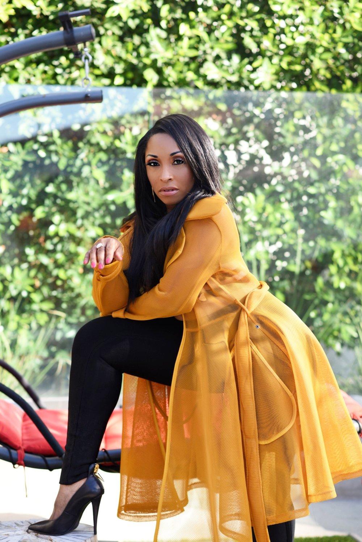 Aisha Francis - Founder & CEO of Pump Camp LLC