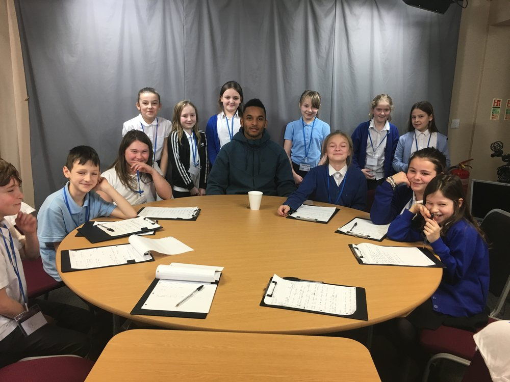 Lincoln Gardens Primary with Funso Ojo