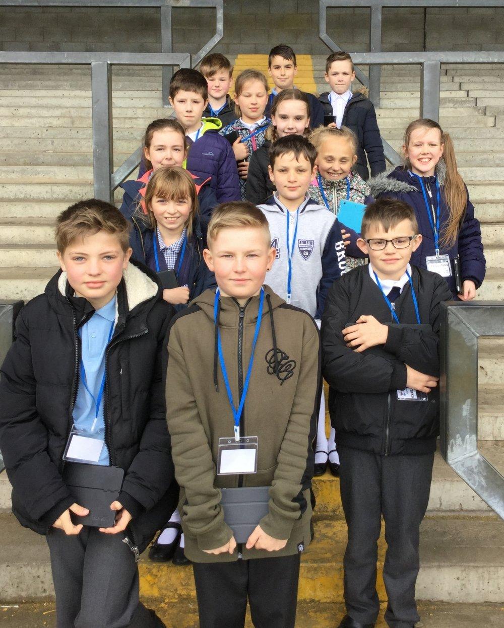 St Helena's CE Primary