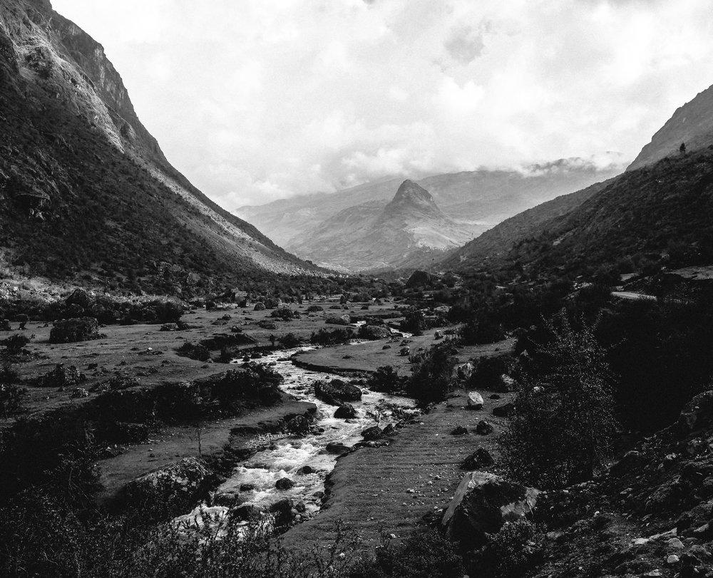 Lares Trek - Peru