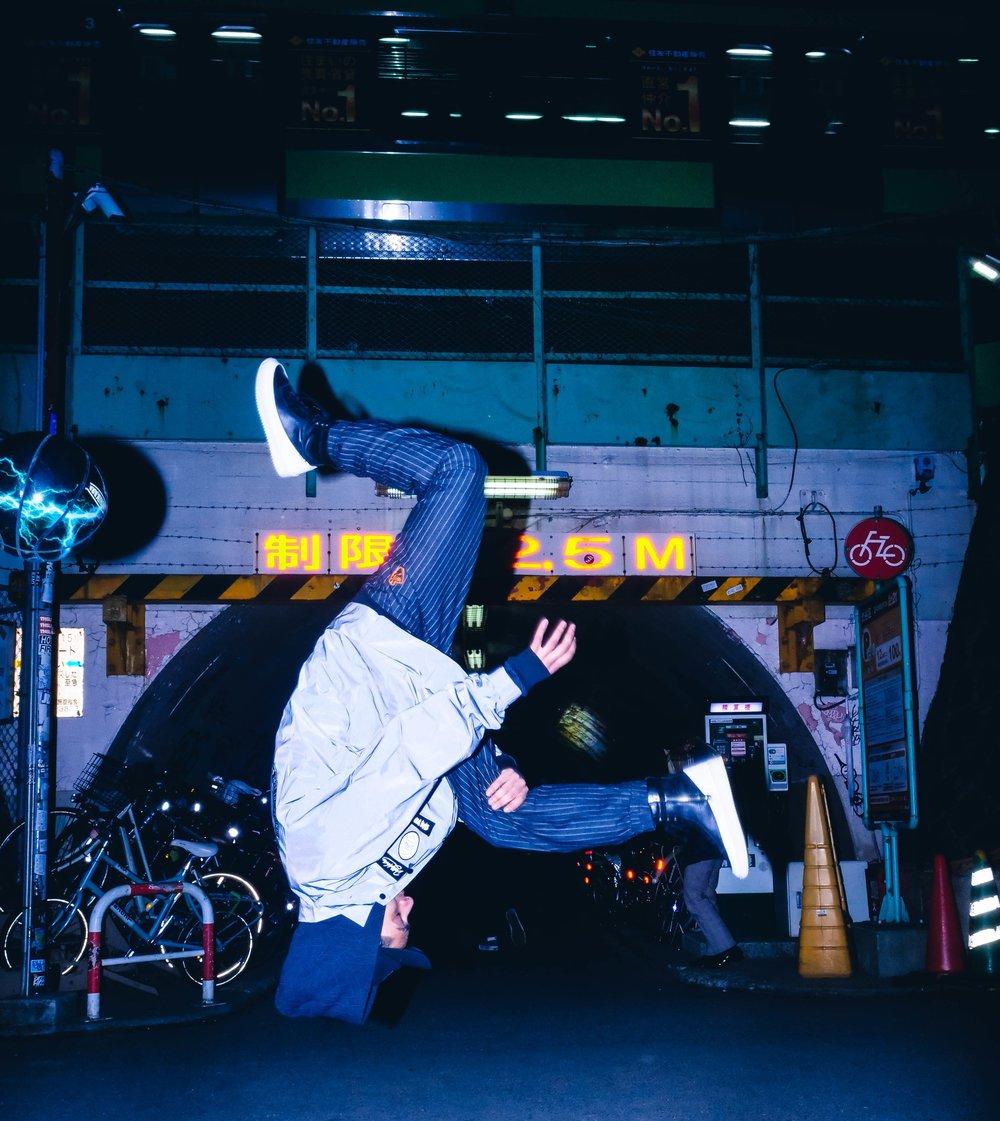 New Ams - Tokyo