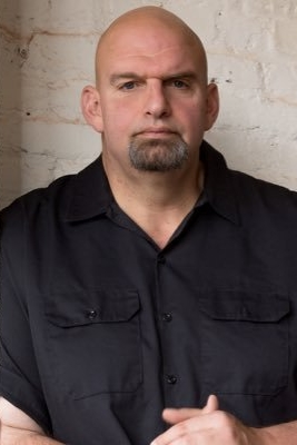 John Fetterman - Mayor of Braddock, PA