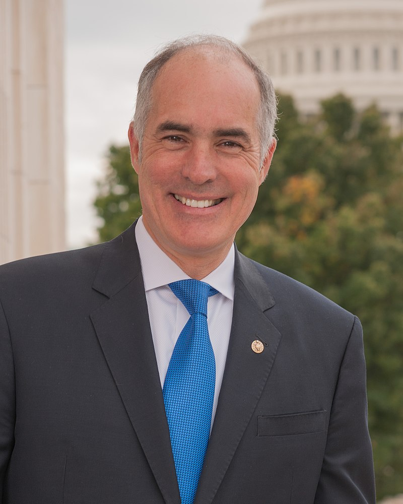 United States Senator Bob Casey - represents the state of Pennsylvania