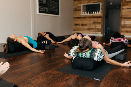 The Benefits Of Restorative Yoga Gorham Yoga Company