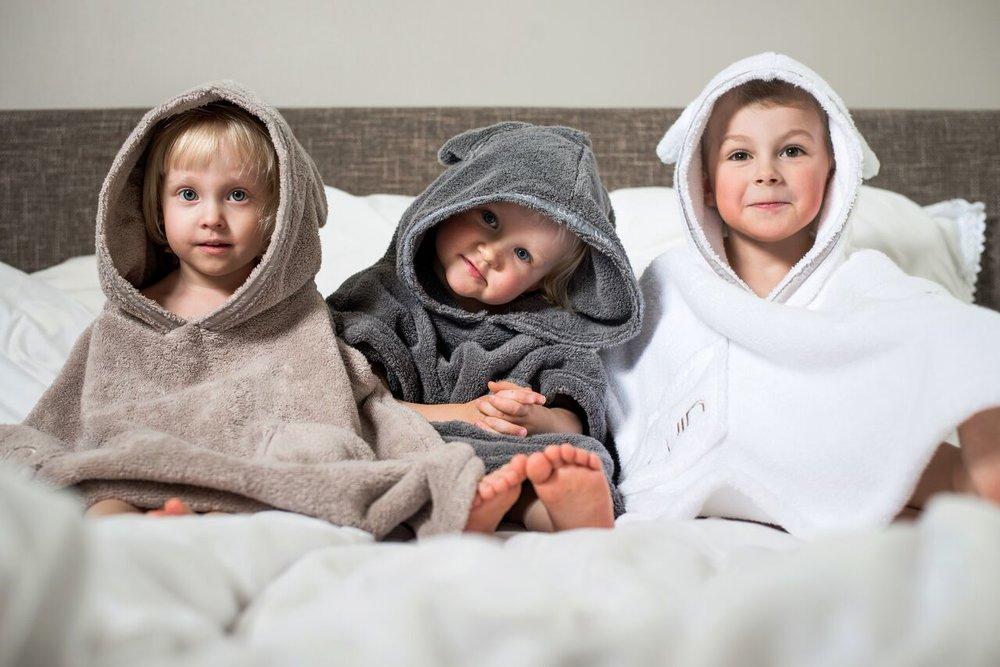 Poncho barn från 449 kr