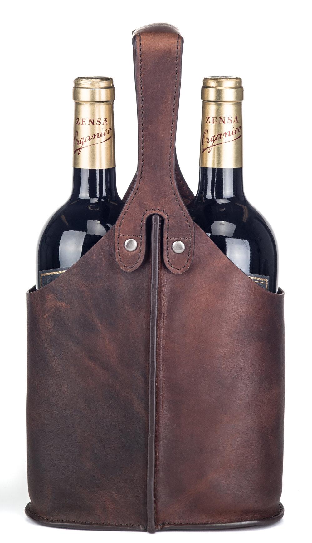 Vinväska 2-flaskor