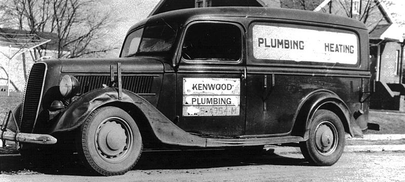 Kenwood Plumbing, originally in the Lowry Hill neighborhood of Minneapolis, has been serving the West Metro since 1916