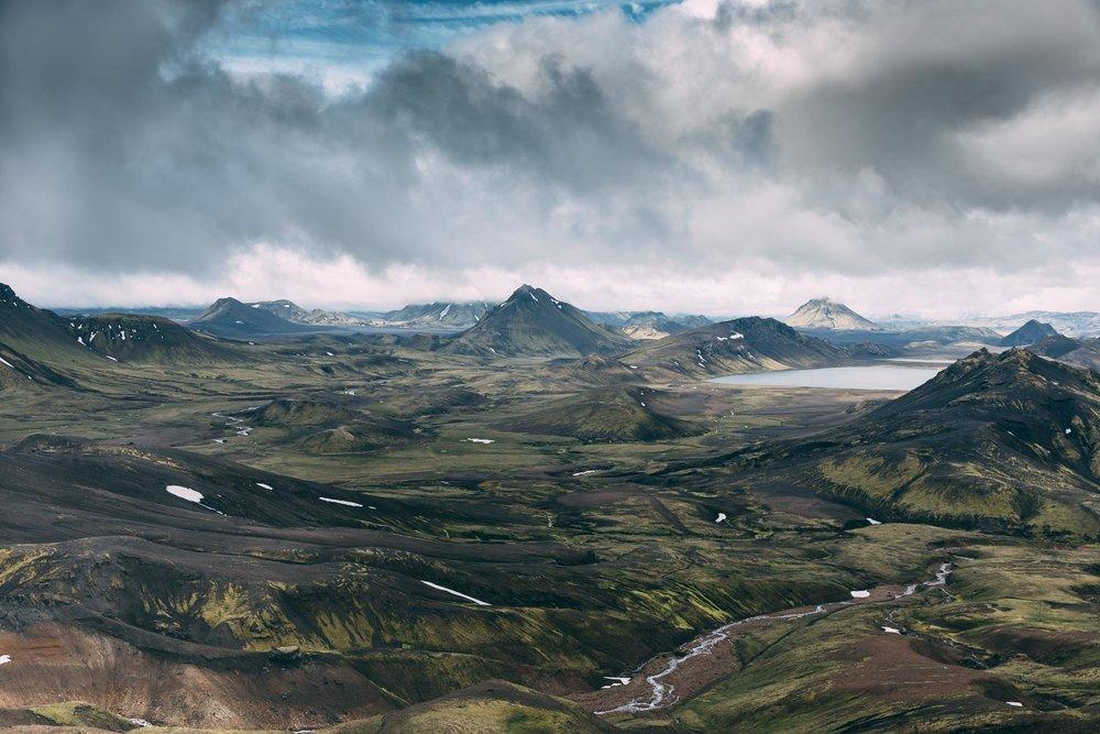 Landmannalaugar , Iceland  2017