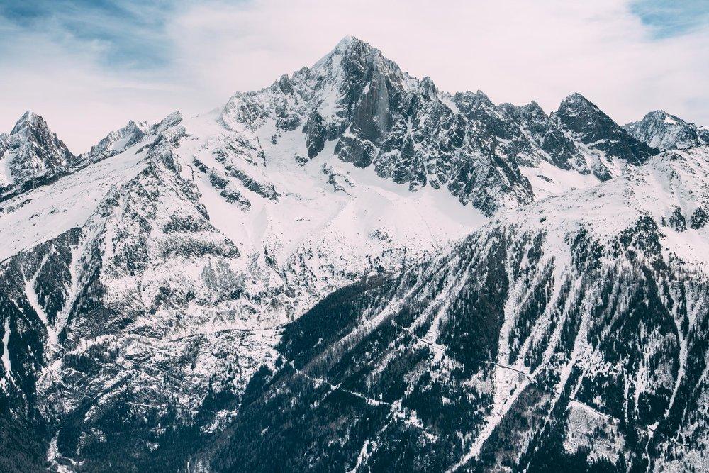 Chamonix-Mont-Blanc , France  2017
