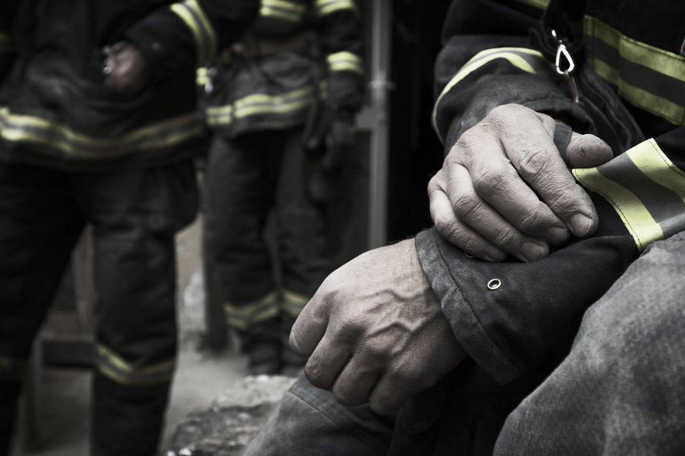 Trauma from experiences with being a First Responder