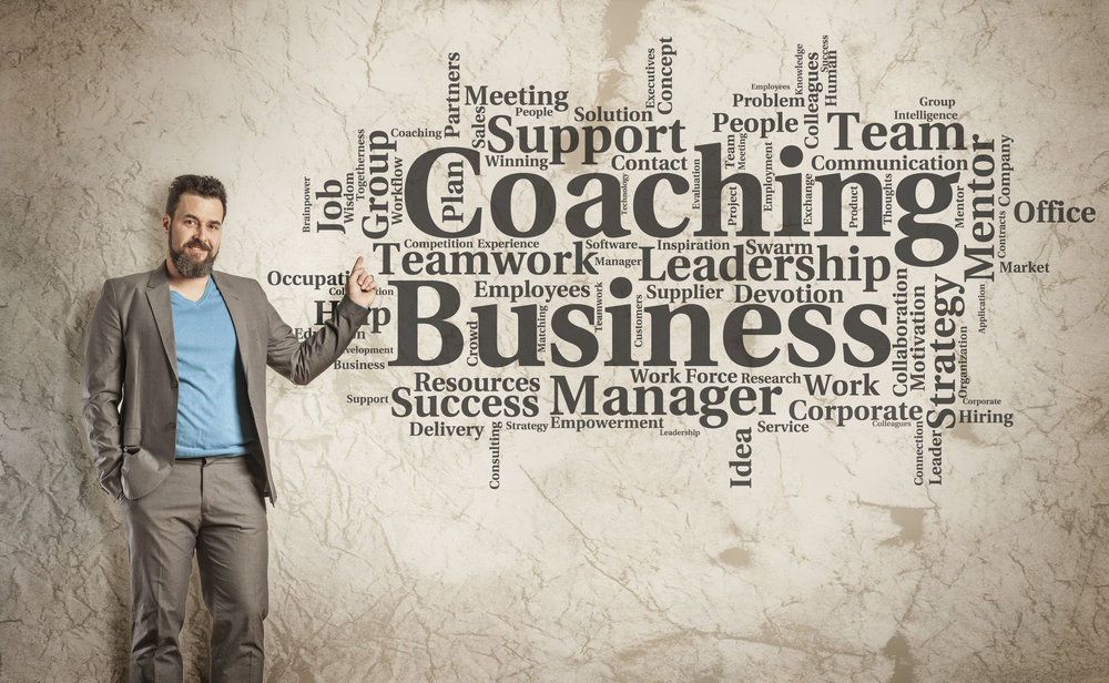 Paul Sturrock - Business coaching themed content