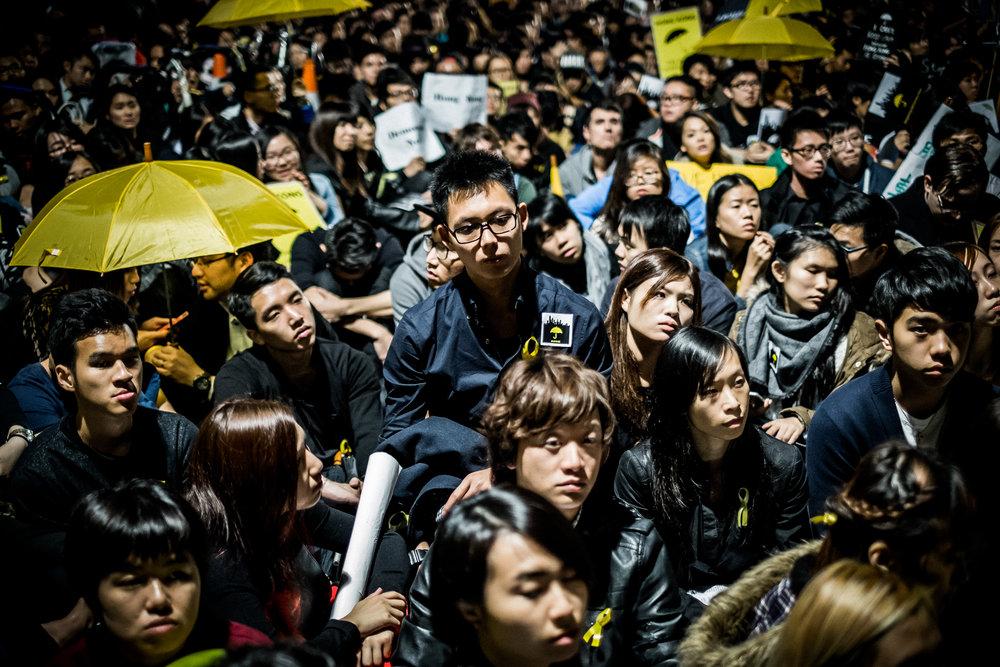 Copy of The Umbrella Movement