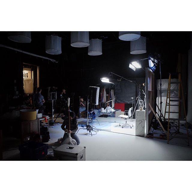 #dop #cinematography #setlife #arri #skypanels #studio #cooke