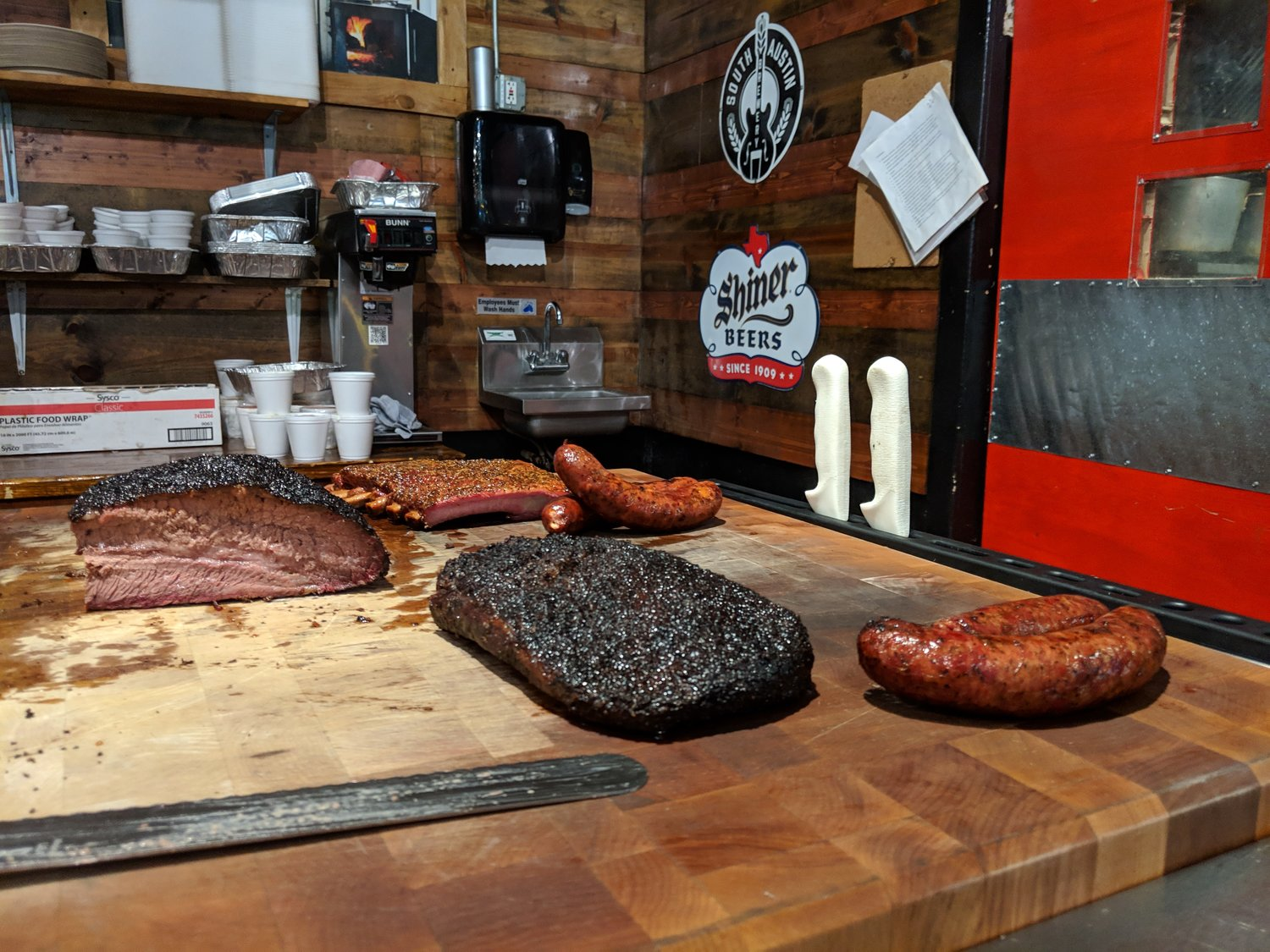Terry Black's BBQ — TiffyEats
