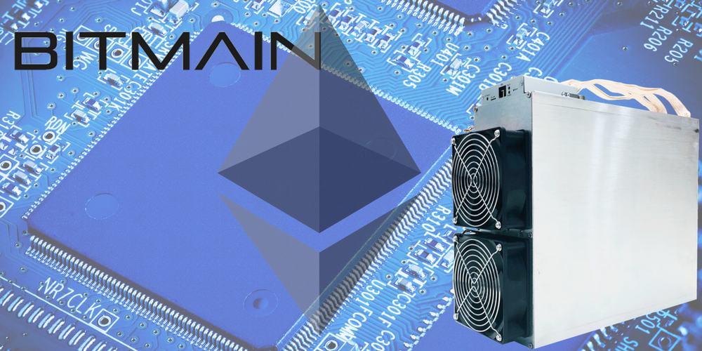 Bitmain Announces 1st Ethash Asic For Ether Mining