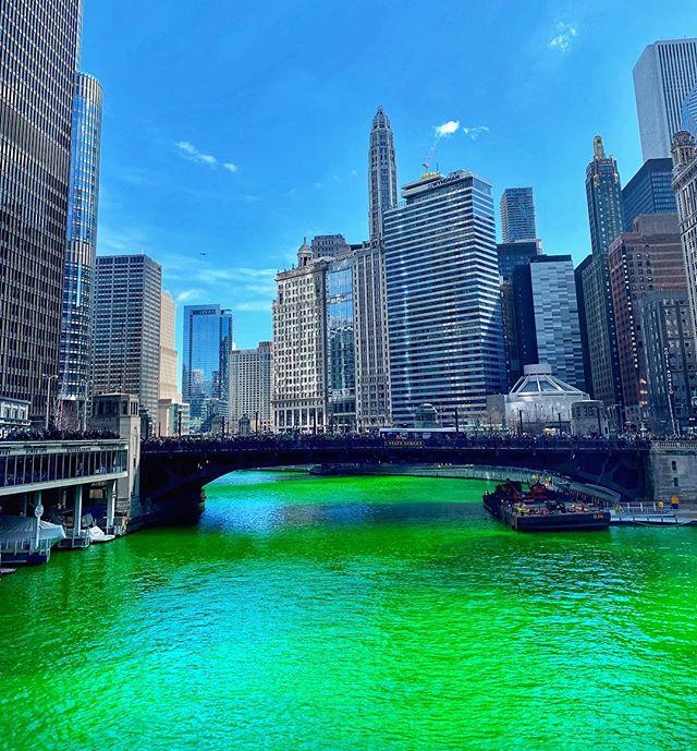 Let's go Chicagoooooo 🍀