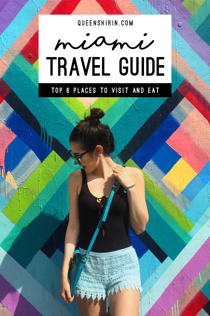 Miami Travel Guide Queen Shirin