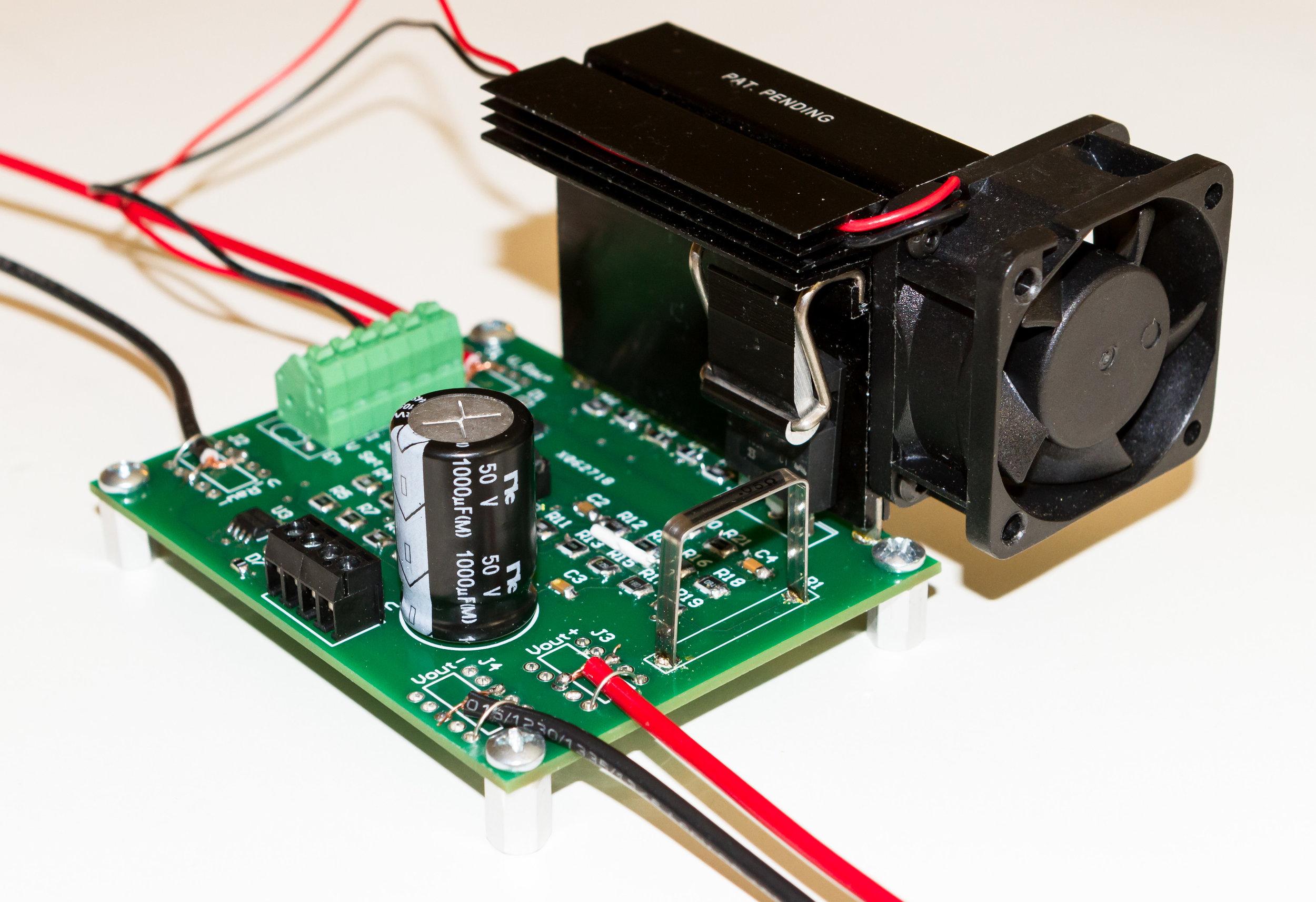 Bench Power Supply Brett Smiths Nerdy Deedsbr 5v To 12v Inverting Switching Regulator Electronicslab