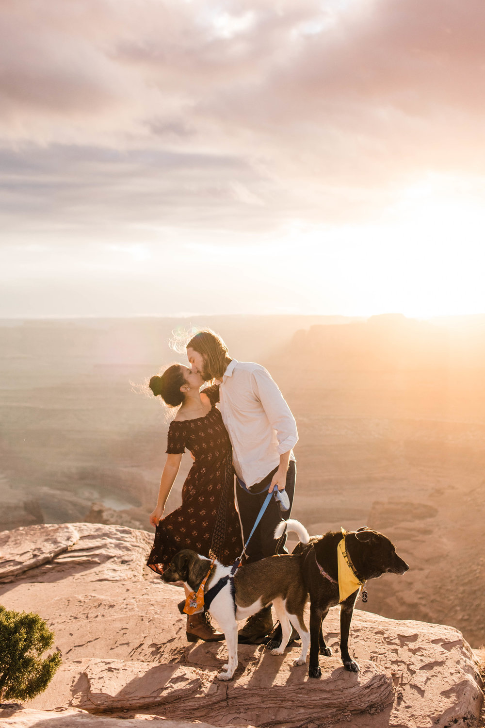 Moab Adventure Session | Utah Adventure Wedding Photographers