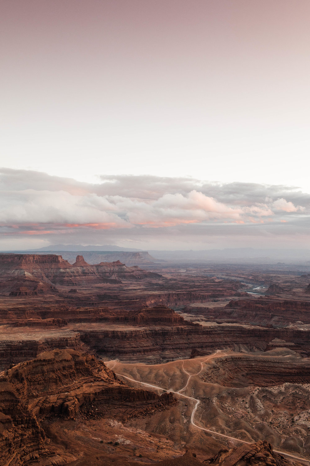 Cotton candy skies | Moab Wedding Photographers
