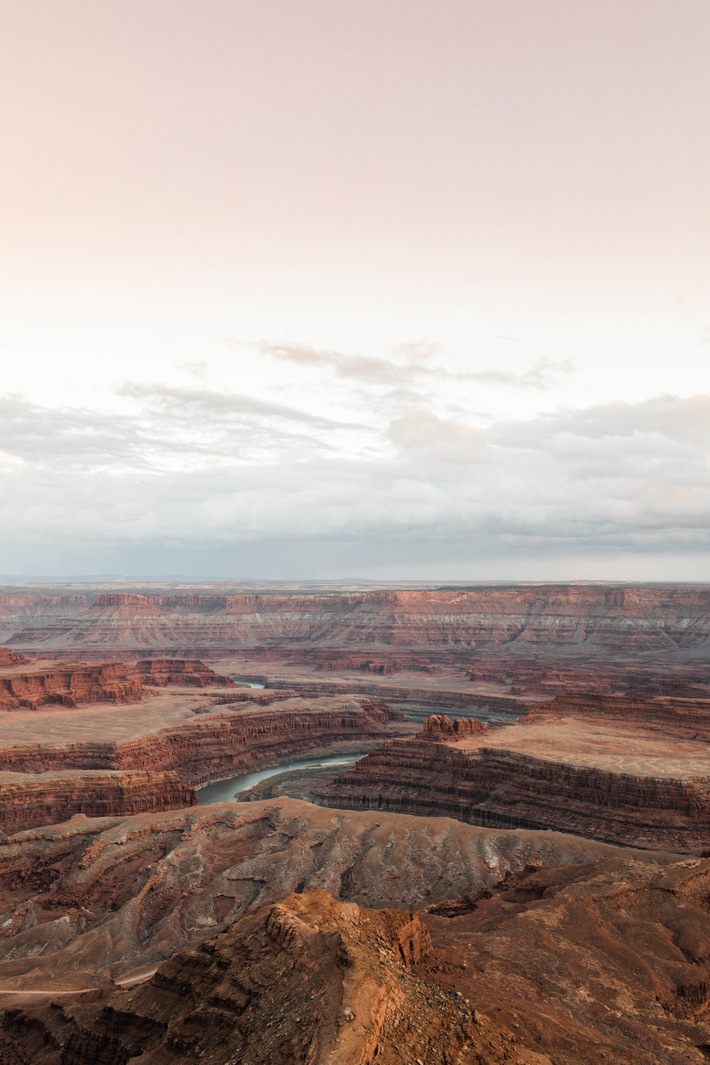 Blue hour in Moab | Utah Wedding Photographer
