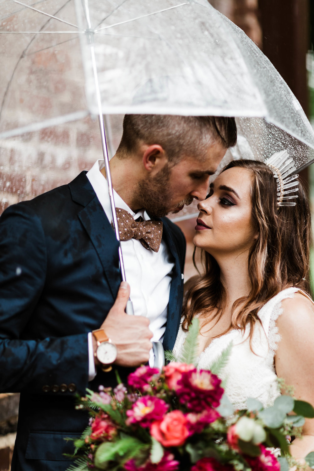 North Carolina Intimate Wedding | Asheville Elopement Photographers | Elopement packages NC