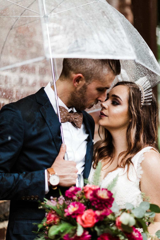 North Carolina Intimate Wedding | Asheville Elopement Photographer