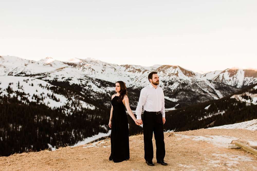 Best spots in Colorado for an adventure elopement