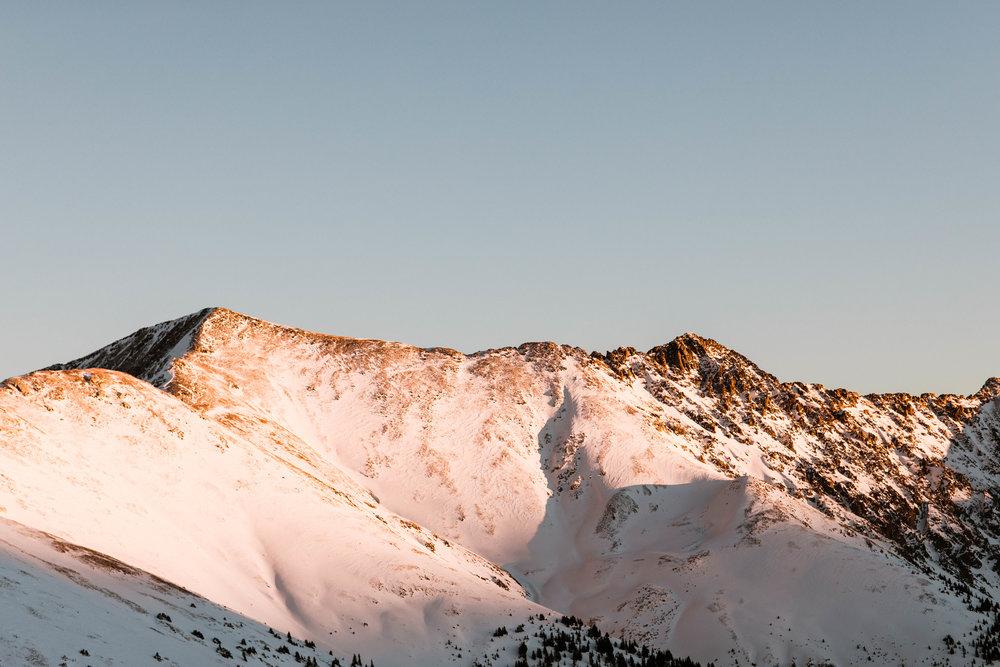 Colorado's alpine tundra | Colorado Elopement Photographer