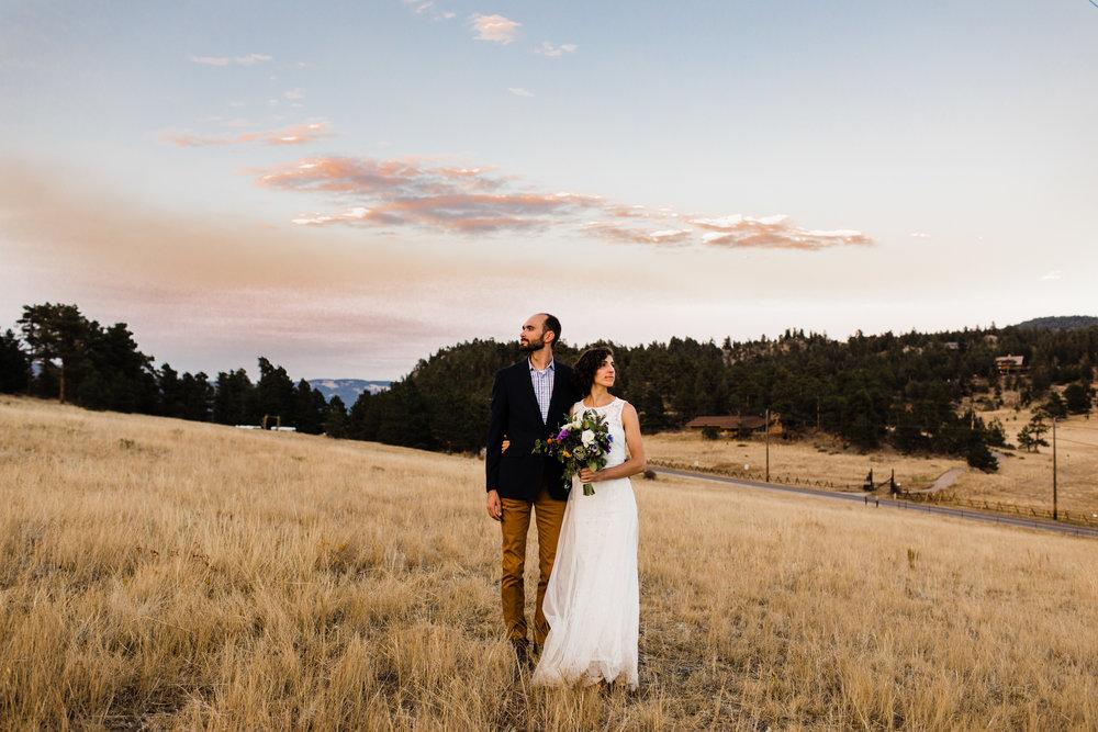 Best Mountain Elopement Photographers   Colorado and Asheville Elopement Photographer